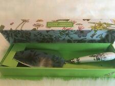 Portmeirion Botanic Garden Cake Slice Cake Knife NEW in Presentation Box
