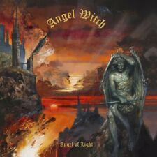 ANGEL WITCH - ANGEL OF LIGHT - CD DIGIPACK NEW SEALED 2019