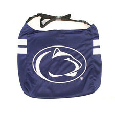 NCAA Penn State Nittany Lions Jersey Purse Big Tote Bag -   Shoulder Strap Black