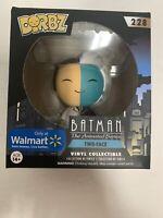 Funko Dorbz Batman Animated Series Two-Face #228 Walmart Exclusive