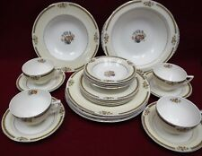 GRINDLEY England ALTON pattern 22-piece Luncheon SET SERVICE for 4