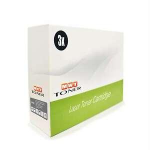 3x Toner Black For Konica Minolta Magicolor 2200-DL 2210-N 2200-DP 2200-GN
