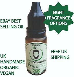 Best Beard Oil, Beard Growth Oil, Beard Conditioning Oil, Beard Enhancer, 15ml