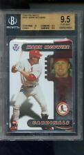 1998 Pro Mags Refridgerator Magnets Mark McGwire Graded Baseball Card BGS 9.5