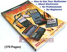 Book How to USE METERS, MULTIMETERS 2nd Edition - About ELECTRICAL MEASUREMENTS