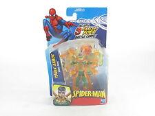 """Marvel Universo Spider-Man Doc Octopus armadura de potencia, 4"""" figura en perfecto estado en cartón sellado Nuevo"""