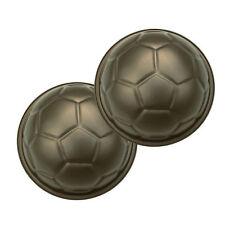 Backform Fußball , ca. 8.5 cm, 2er- Set