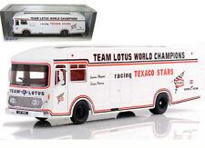 Spark S1774 Lotus 'Texaco' Team Transporter 1973 - 1/43 Scale