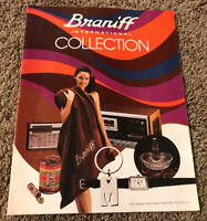 Vintage Ca. 1980 BRANIFF International Collection Catalog