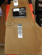 SALE!! CARHARTT WASHED DUCK WORK SHORTS MENS 28 $4 OFF