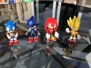 Sonic The Hedgehog Mini Figures Sega Jazwares -