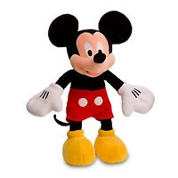 """Mickey Mouse Plush - Clubhouse - Authentic Disney Plush - 46cm/18"""" BNWT Awesome"""