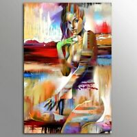 Canvas Painting Sex Lady Canvas Wall Art Poster & Prints Wall Decor Art,US STOCK