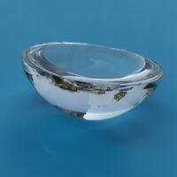Convex Lens Diameter 16mm Focal Length 28mm K9 Optical Glass Magnifier