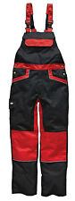 Dickies Mens Industry 260 Bib & Brace Heavy Work Various Color and Size IN4001