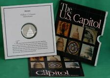 1994 US Capitol Commemorative US Mint Silver Proof Dollar Coin Set
