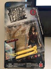 DC Justice League Power Slingers Wonder Woman Figure NIP