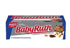 Baby Ruth Milk Chocolate Candy Bars, 1.9 Ounce Bar (Pack of 24)
