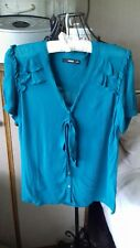 ladies oasis top size 12 used good cond