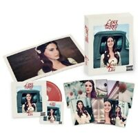 LANA DEL REY Lust For Life - CD BOX SET - Limited Edition (BOXSET)