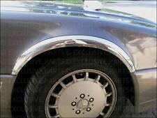 MERCEDES R129 SL '1989-'2001 CHROME INOX CONTOUR D. AILES