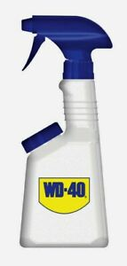 WD-40 16 oz EMPTY Spray Bottle Durable Plastic Fill Lubricant Adjustable 10100