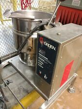 Groen Steam Kettle Electric 20 Qrt Tdb-20 2006 Model