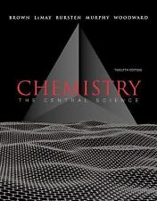 Chemistry : The Central Science (12th Edition) by Brown, LeMay, Bursten...