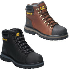 CAT Caterpillar Foxfield Safety Boots Mens S3 Industrial Steel Toe Work Shoes