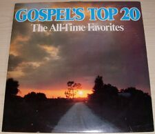 GOSPEL'S TOP 20 THE ALL TIME FAVORITES P-1329 CASH HANK WYNETTE LYNN RICH KITTY