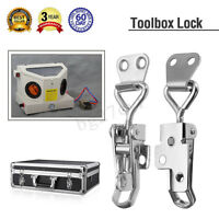 Toggle Latch 304 Stainless Steel Lockable Over Centre For Toolbox Fastener Lock