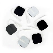30PCS 4x4cm ELECTRODE PADS Tens Units for Digital Massagers Replacement