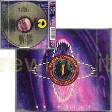 "PETER GABRIEL ""BE STILL - PEACE TOGETHER"" RARE CDsingle 1993 - SEALED"
