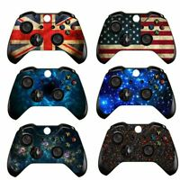 1x For Xbox One Console Controller Shell Handle Panels Skin Decal Sticker Cover