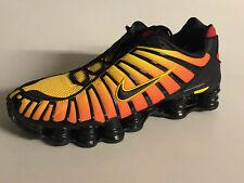 Nike SHOX TL  AV3595-004  Black  Amarillo  Schwarz
