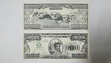 USA MDRT Million Dollar Round Table $1,000,000 Series 2007 Liberty Novelty Bill