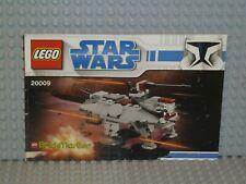 LEGO® Star Wars Bauanleitung 20009 AT-TE Walker - Mini polybag instruction B723