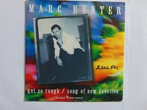 Marc Hunter - Get So Rough/Song Of New Devotion - Rare CD Single - FREE POST