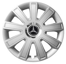 "4x16"" Wheel trims wheel covers for Mercedes Vito 16"" silver"