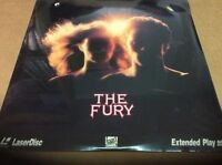 The Fury  Laserdisc SEALED BRAND NEW