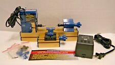 Central Machinery Mini Woodworking Lathe Machine 12v 8w 1800rpm Model 03173