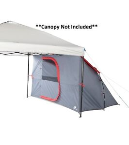 Ozark Trail ConnecTent 4-Person Canopy Tent, Straight-leg Canopy Sold Separately