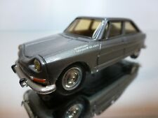 MINICAR-PLUS CITROEN M35 1970 PROTOTYPE - ANTHRACITE 1:43 - VERY GOOD 25/4