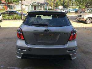 "UN-PAINTED PRIMER ""OE-LOOK"" REAR HATCH SPOILER FOR 2009-2014 TOYOTA MATRIX"
