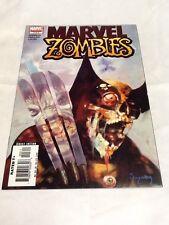 Marvel Zombies #3 1st Series Wolverine High Grade   (000450) LOOK