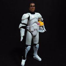 "Star Wars Clone Trooper 17cm / 6.8"" PVC Action Figure Loose Size L"
