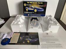 Franklin Mint Precision Scale Models 1998 Chevrolet Corvette Indy 500 Pace Car