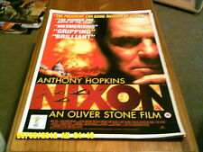 Nixon (Anthony Hopkins) a2+ Movie Poster