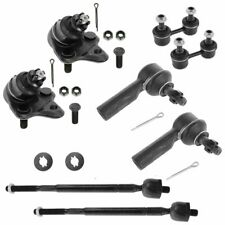 8 Piece Kit Ball Joint Tie Rod Swat Bar End Link LH RH Set for Corolla Prizm New