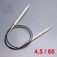 Lana Grossa Rundstricknadel Bambus 60cm / 4,5mm